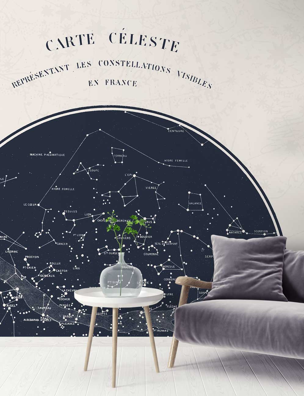 Star Wallpaper Wall Murals Bring The Beauty Of The Cosmos To Your